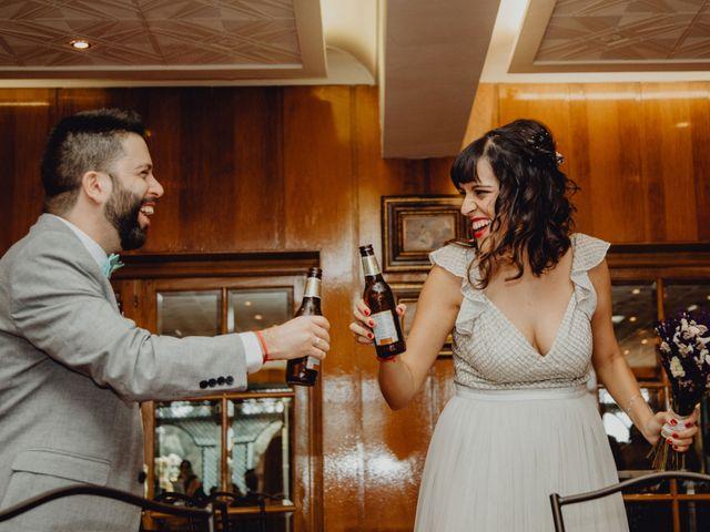La boda de Alvaro y Silvia en Madrid, Madrid 182