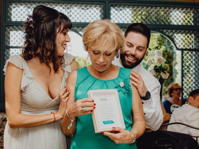 La boda de Alvaro y Silvia en Madrid, Madrid 192