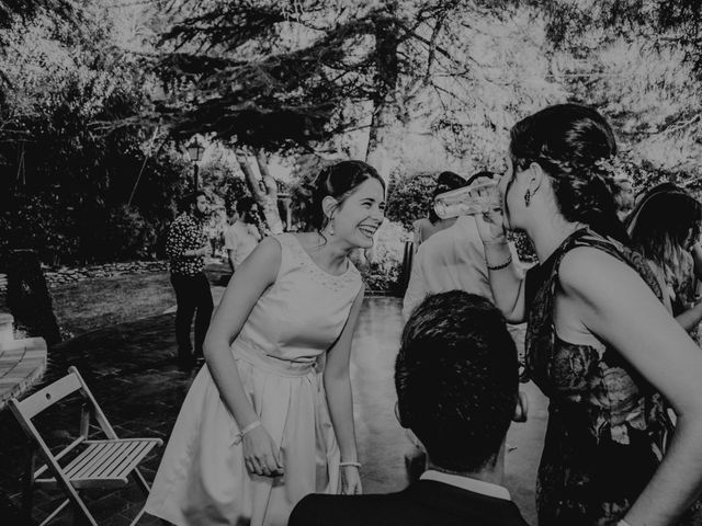 La boda de Alvaro y Silvia en Madrid, Madrid 237