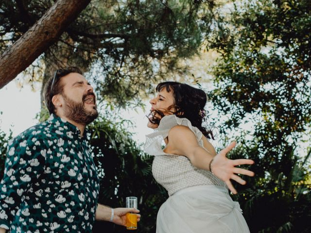 La boda de Alvaro y Silvia en Madrid, Madrid 238
