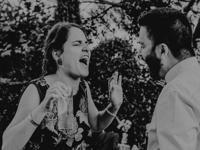 La boda de Alvaro y Silvia en Madrid, Madrid 243