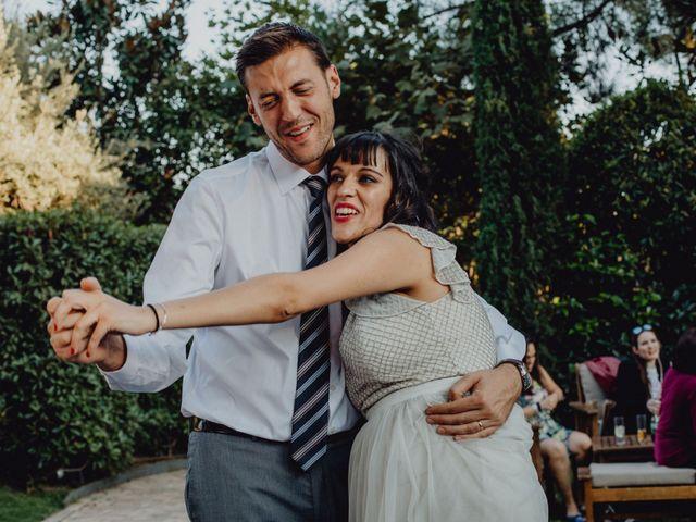 La boda de Alvaro y Silvia en Madrid, Madrid 244