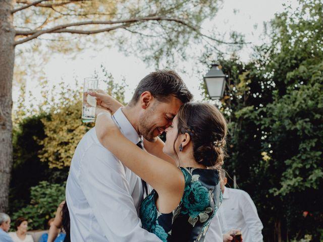 La boda de Alvaro y Silvia en Madrid, Madrid 245