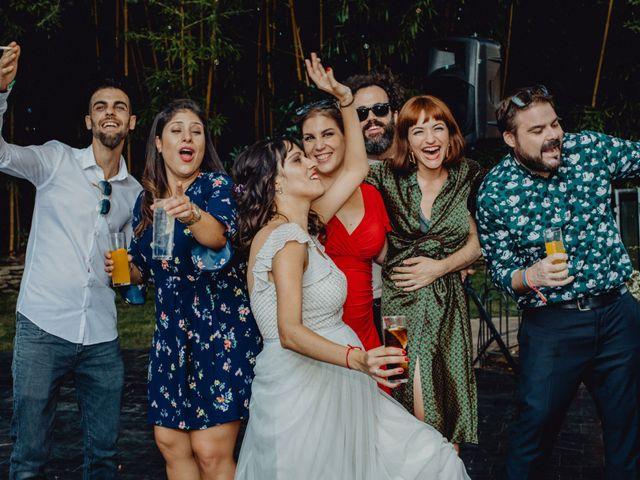 La boda de Alvaro y Silvia en Madrid, Madrid 246