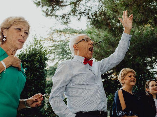 La boda de Alvaro y Silvia en Madrid, Madrid 252