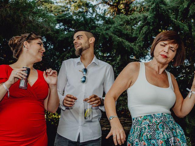La boda de Alvaro y Silvia en Madrid, Madrid 254