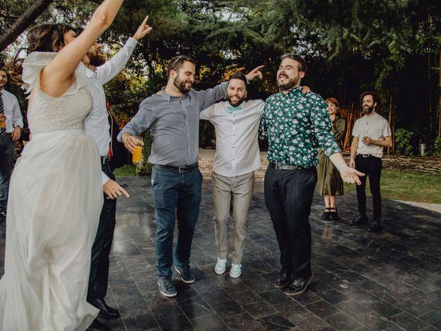 La boda de Alvaro y Silvia en Madrid, Madrid 262