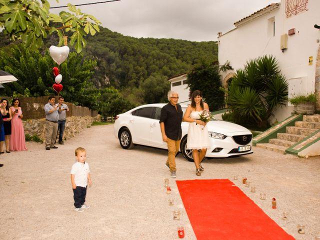 La boda de Diego y Marta en Tarragona, Tarragona 6