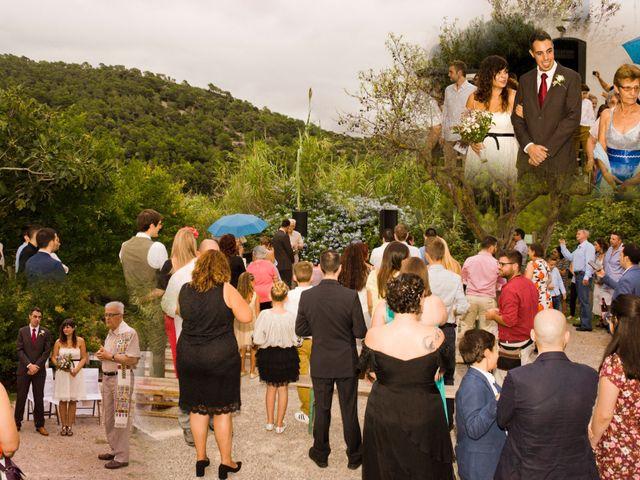 La boda de Diego y Marta en Tarragona, Tarragona 8