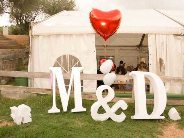 La boda de Diego y Marta en Tarragona, Tarragona 24