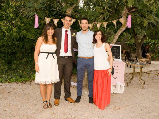 La boda de Diego y Marta en Tarragona, Tarragona 40