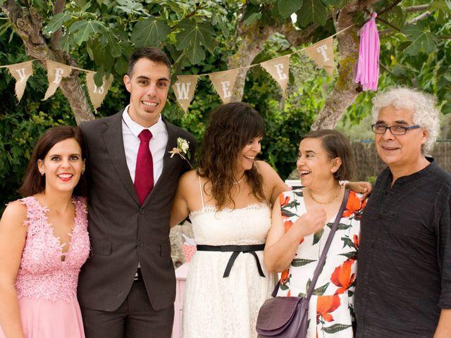 La boda de Diego y Marta en Tarragona, Tarragona 41