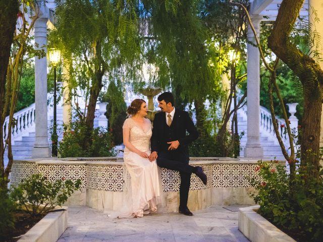 La boda de Jennifer y Pádraig