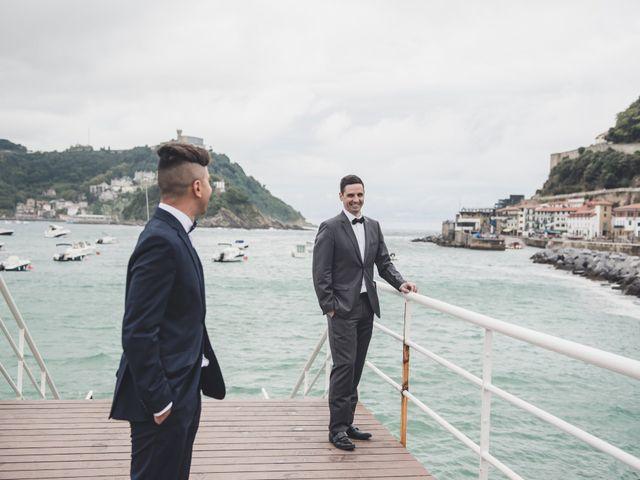 La boda de Raul y David en Donostia-San Sebastián, Guipúzcoa 4