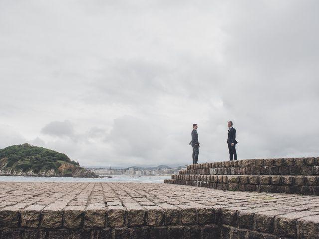 La boda de Raul y David en Donostia-San Sebastián, Guipúzcoa 6