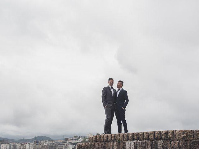 La boda de Raul y David en Donostia-San Sebastián, Guipúzcoa 7