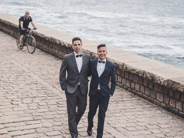 La boda de Raul y David en Donostia-San Sebastián, Guipúzcoa 8