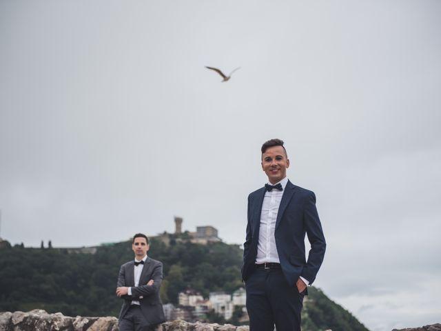 La boda de Raul y David en Donostia-San Sebastián, Guipúzcoa 12