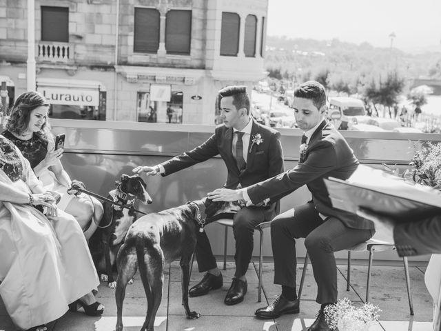 La boda de Raul y David en Donostia-San Sebastián, Guipúzcoa 22