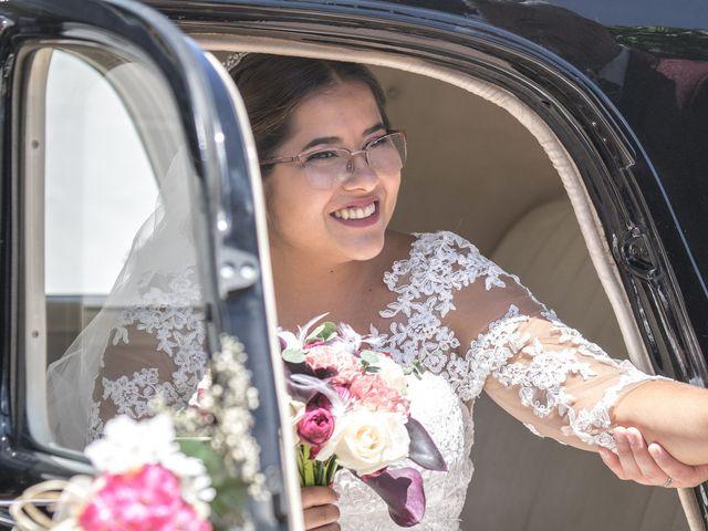 La boda de Israel O. y Laura G. en Chiclana De La Frontera, Cádiz 8