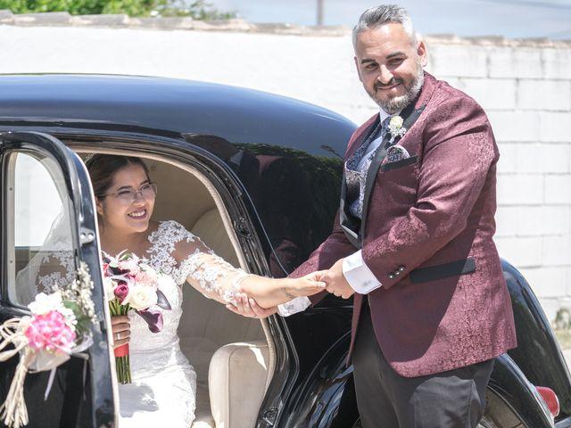 La boda de Israel O. y Laura G. en Chiclana De La Frontera, Cádiz 9