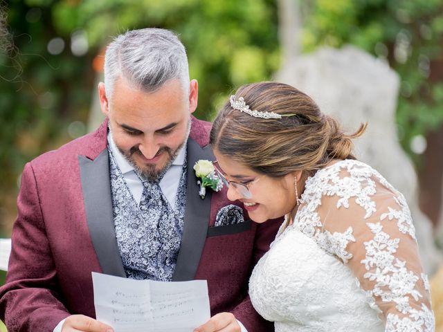 La boda de Israel O. y Laura G. en Chiclana De La Frontera, Cádiz 16