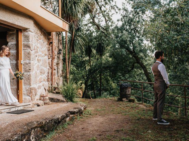 La boda de Cibrán y Laura en Arbo, Pontevedra 2