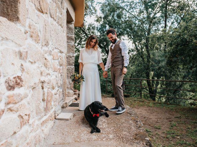 La boda de Cibrán y Laura en Arbo, Pontevedra 4