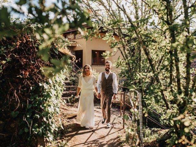 La boda de Cibrán y Laura en Arbo, Pontevedra 5