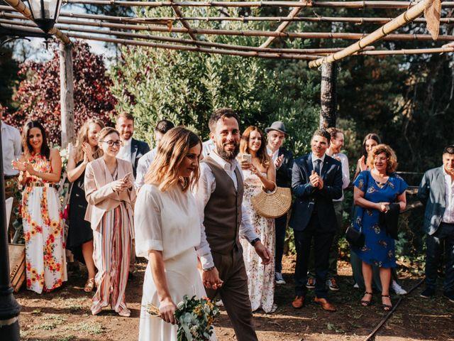 La boda de Cibrán y Laura en Arbo, Pontevedra 7