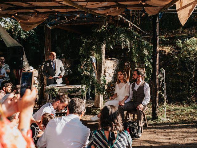 La boda de Cibrán y Laura en Arbo, Pontevedra 8