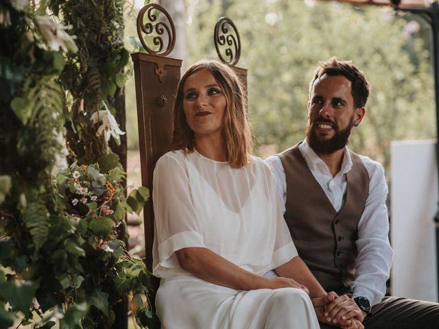 La boda de Cibrán y Laura en Arbo, Pontevedra 10