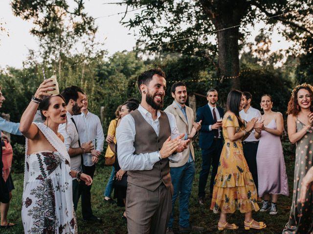 La boda de Cibrán y Laura en Arbo, Pontevedra 23