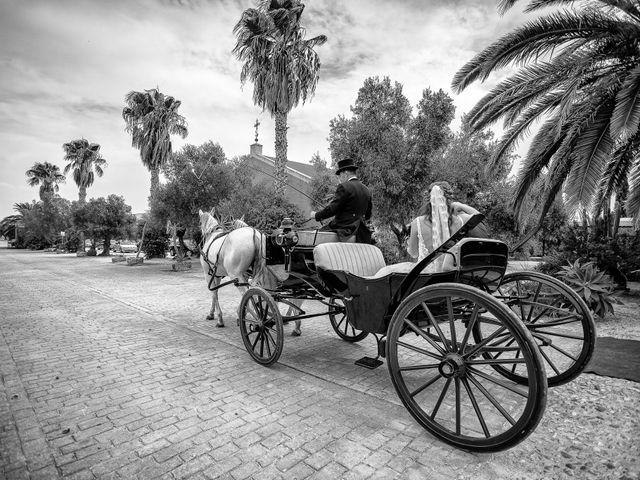 La boda de Rafa y Bridie en Jerez De La Frontera, Cádiz 6