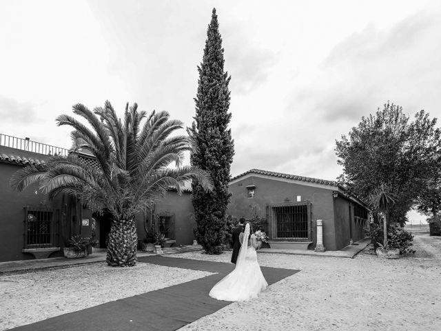 La boda de Rafa y Bridie en Jerez De La Frontera, Cádiz 9