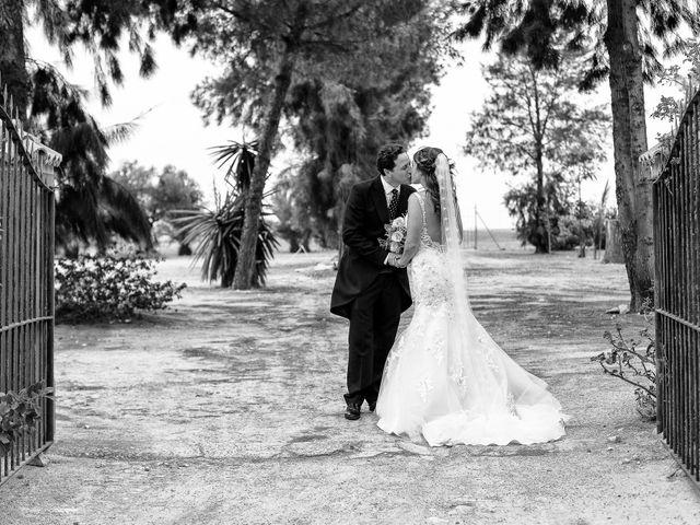 La boda de Rafa y Bridie en Jerez De La Frontera, Cádiz 11