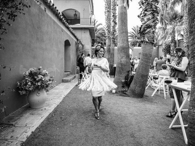 La boda de Rafa y Bridie en Jerez De La Frontera, Cádiz 16