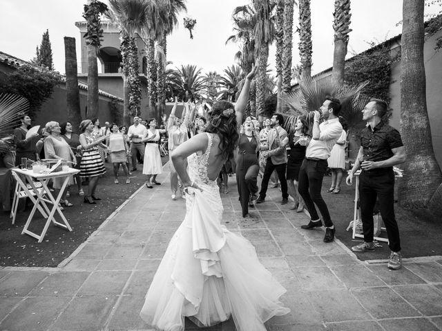 La boda de Rafa y Bridie en Jerez De La Frontera, Cádiz 17