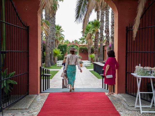 La boda de Rafa y Bridie en Jerez De La Frontera, Cádiz 19