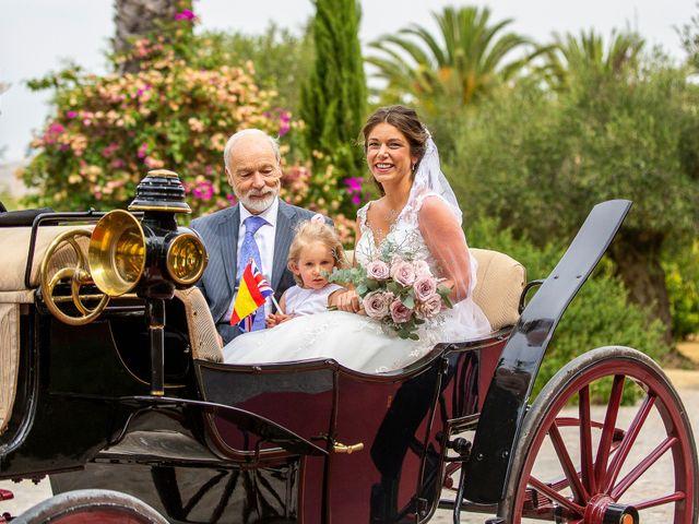 La boda de Rafa y Bridie en Jerez De La Frontera, Cádiz 20