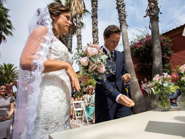 La boda de Rafa y Bridie en Jerez De La Frontera, Cádiz 22