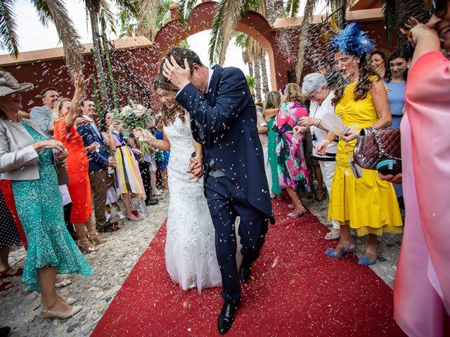 La boda de Rafa y Bridie en Jerez De La Frontera, Cádiz 24