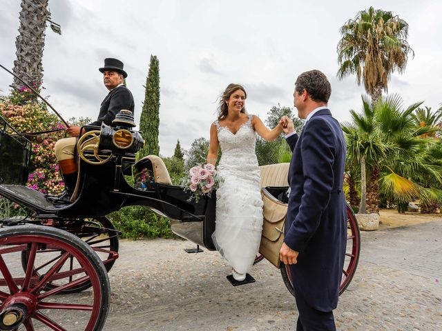La boda de Rafa y Bridie en Jerez De La Frontera, Cádiz 25