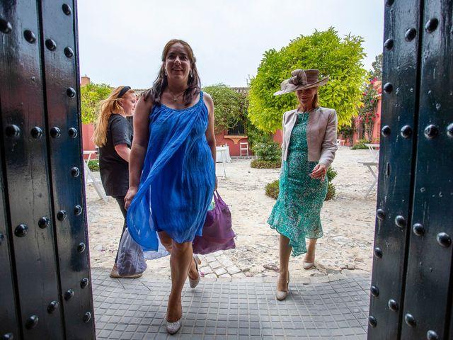La boda de Rafa y Bridie en Jerez De La Frontera, Cádiz 2