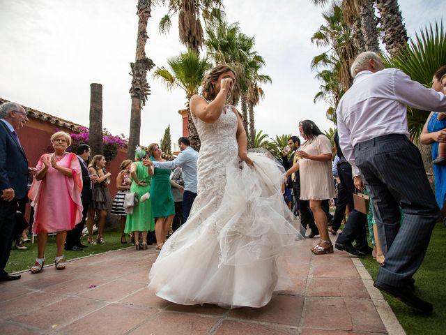 La boda de Rafa y Bridie en Jerez De La Frontera, Cádiz 29