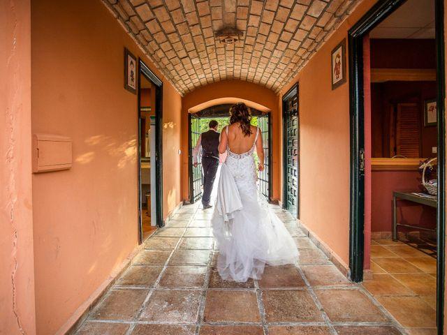 La boda de Rafa y Bridie en Jerez De La Frontera, Cádiz 30