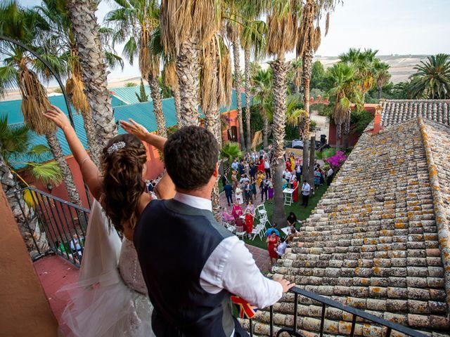 La boda de Rafa y Bridie en Jerez De La Frontera, Cádiz 31