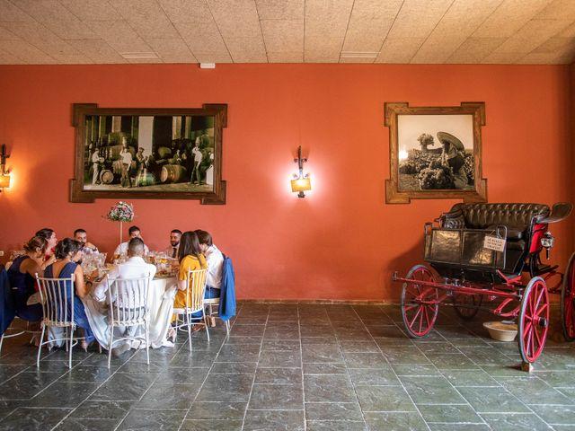 La boda de Rafa y Bridie en Jerez De La Frontera, Cádiz 35
