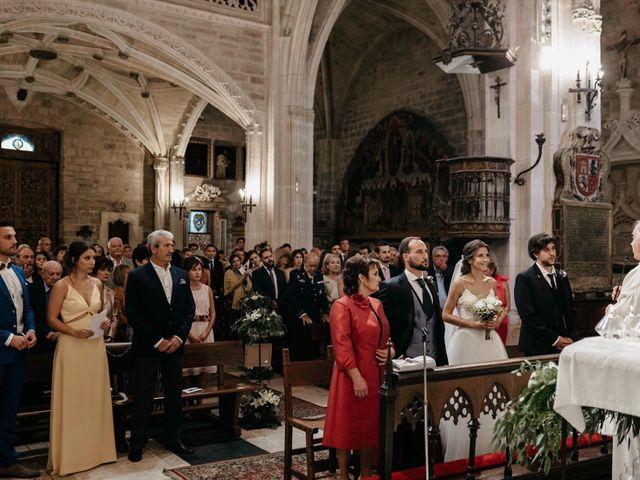 La boda de Jorge y Carmen en Burgos, Burgos 32