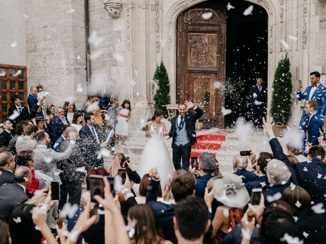La boda de Jorge y Carmen en Burgos, Burgos 41